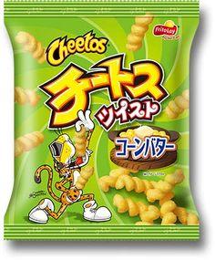 Cheetos clipart frito lay Corn Cheetos $1 ~ 75