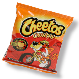 Cheetos clipart original Oh Didn't! They  Worst