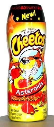 Cheetos clipart original Asteroids jpg cheeto Hot asteroids