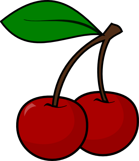 Cherry clipart Clipart Clipart Panda White And
