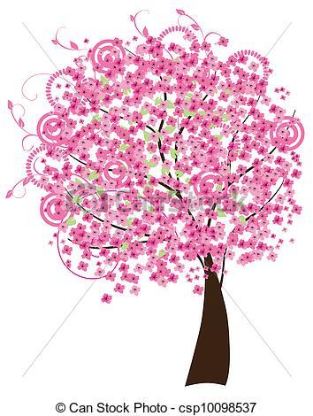 Drawn sakura blossom graphic And Stock cherry blossom Cherry