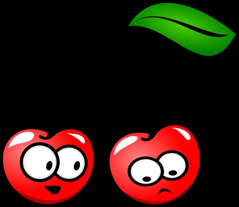 Cherry Tree clipart caricature Lemons Cherries & Cherries Clipart