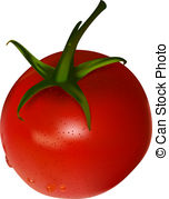Cherry Tomato clipart cartoon 448 Cherry Clipart  Illustrations