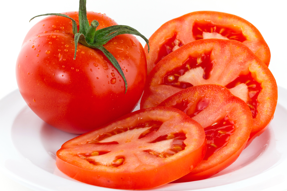 Cherry Tomato clipart tomato slice To cliparts your these art