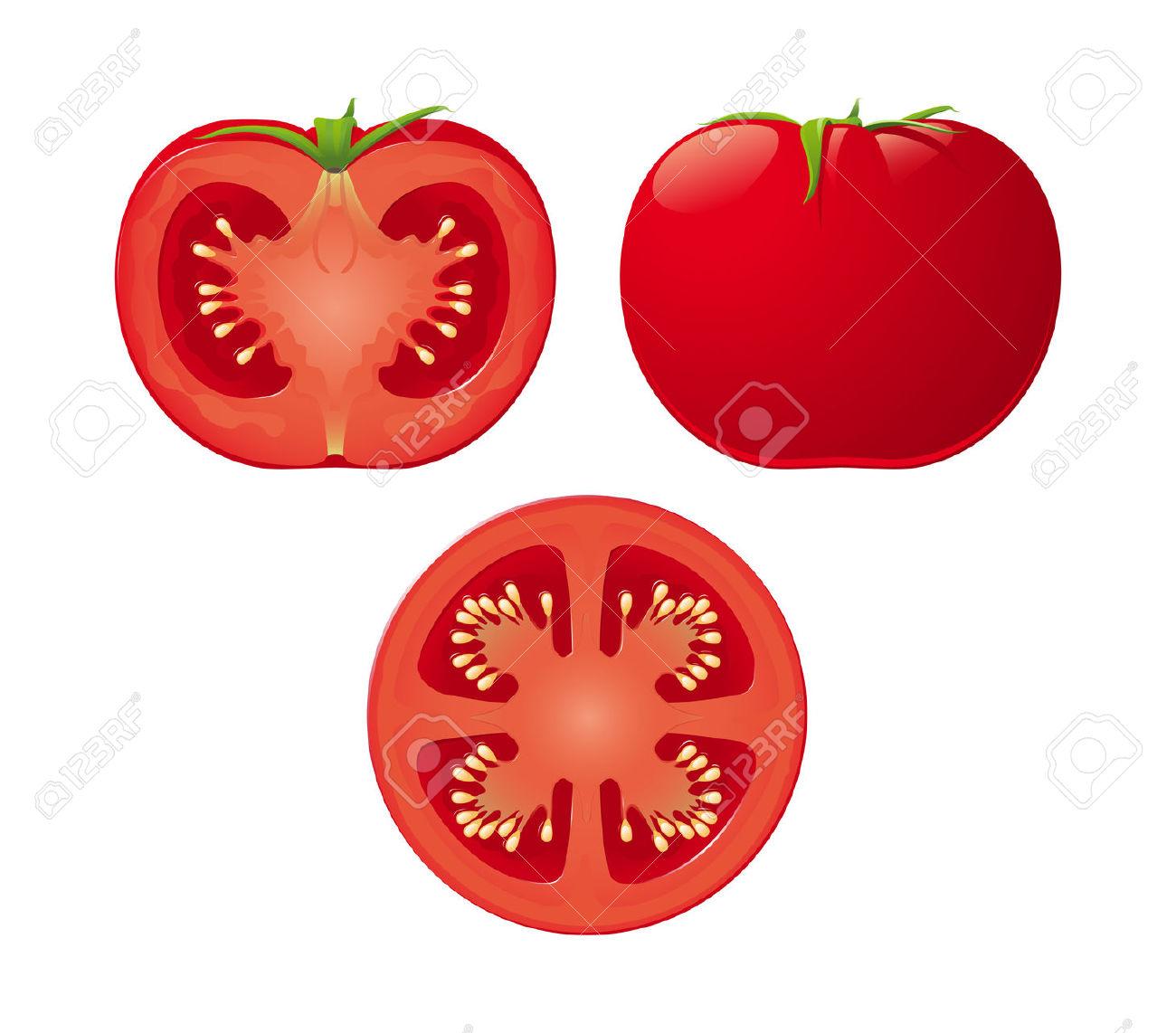 Cherry Tomato clipart tomato slice Free Images Tomato (4715) —