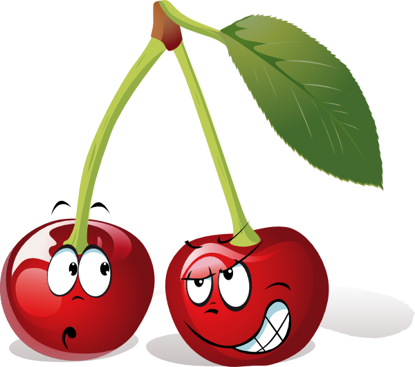 Cherry Tree clipart caricature Image clip at Clip Cartoon