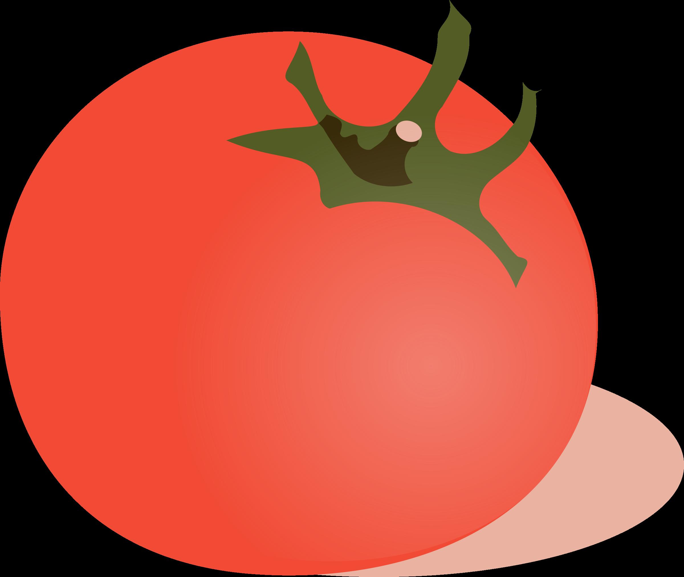 Cherry Tomato clipart tree cartoon Clipart Tomato (4715) Clipartwork Clipart