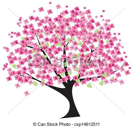 Cherry Tree clipart watercolor #19 clipart Cherry Tree Download