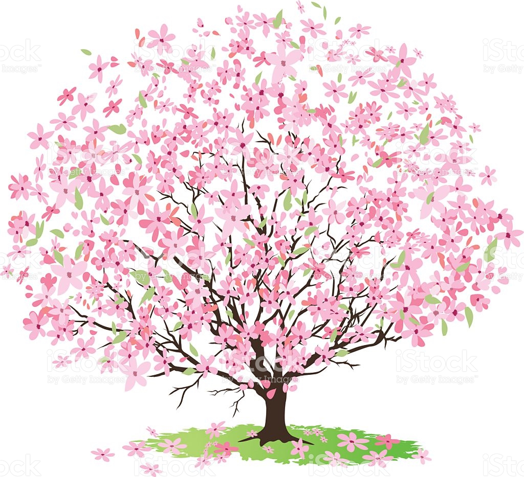 Cherry Tree clipart caricature Clipart Download Tree Download Cherry