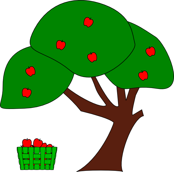 Cherry Tree clipart animated Download  com royalty Apple