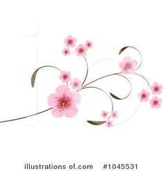 Cherry Tree clipart apple blossom Cherry  ClipArt Home ClipArt