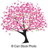 Cherry Tree clipart berry  with flowers cherry cherry