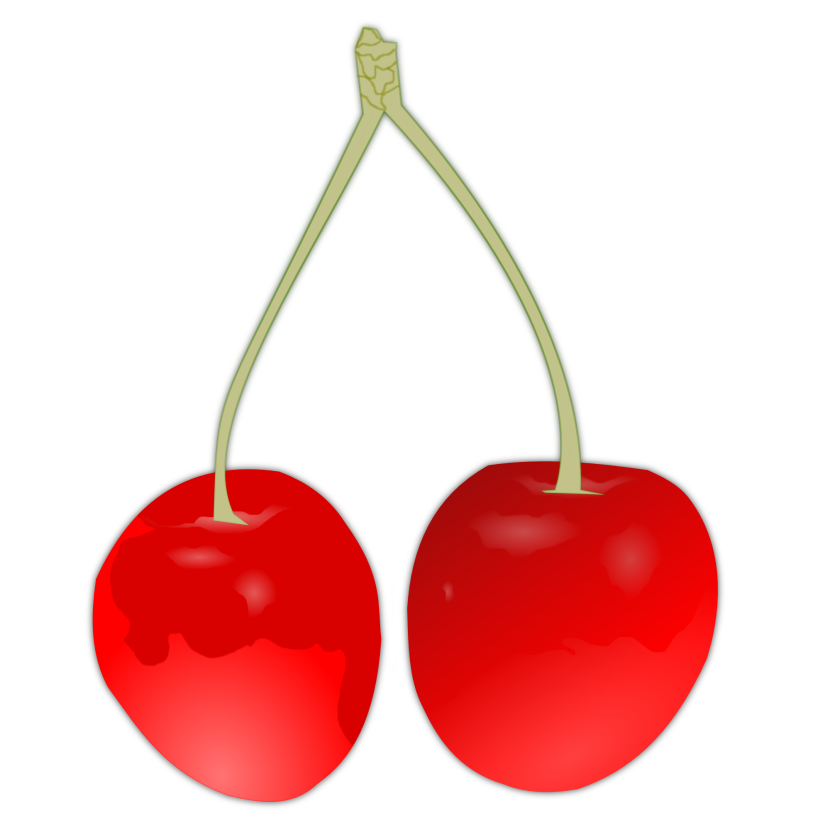Cherry Tree clipart charry Cherry com Clip Single Clipart