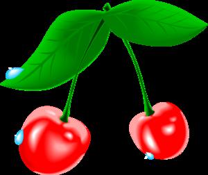 Cherry Tree clipart small Clip  Clip royalty Cherry