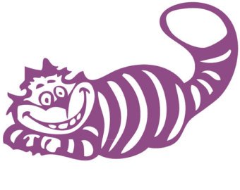 Cheshire Cat clipart Cat Cliparts Clipart Outline Cliparts