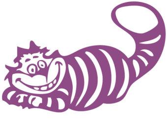 Cheshire Cat clipart #8