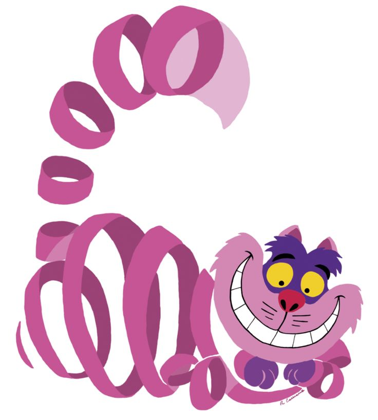 Alice In Wonderland clipart cheshire cat Images Pinterest Cheshire Cat on