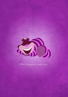 Cheshire Cat clipart animated #7