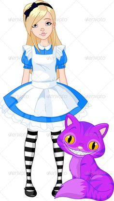 Cheshire Cat clipart cute #6