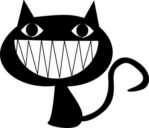 Cheshire Cat clipart cute #12