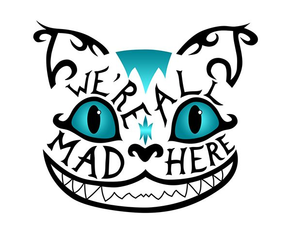 Cheshire Cat clipart gothic Pinterest images 25 best on