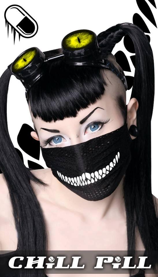 Cheshire Cat clipart gothic #14