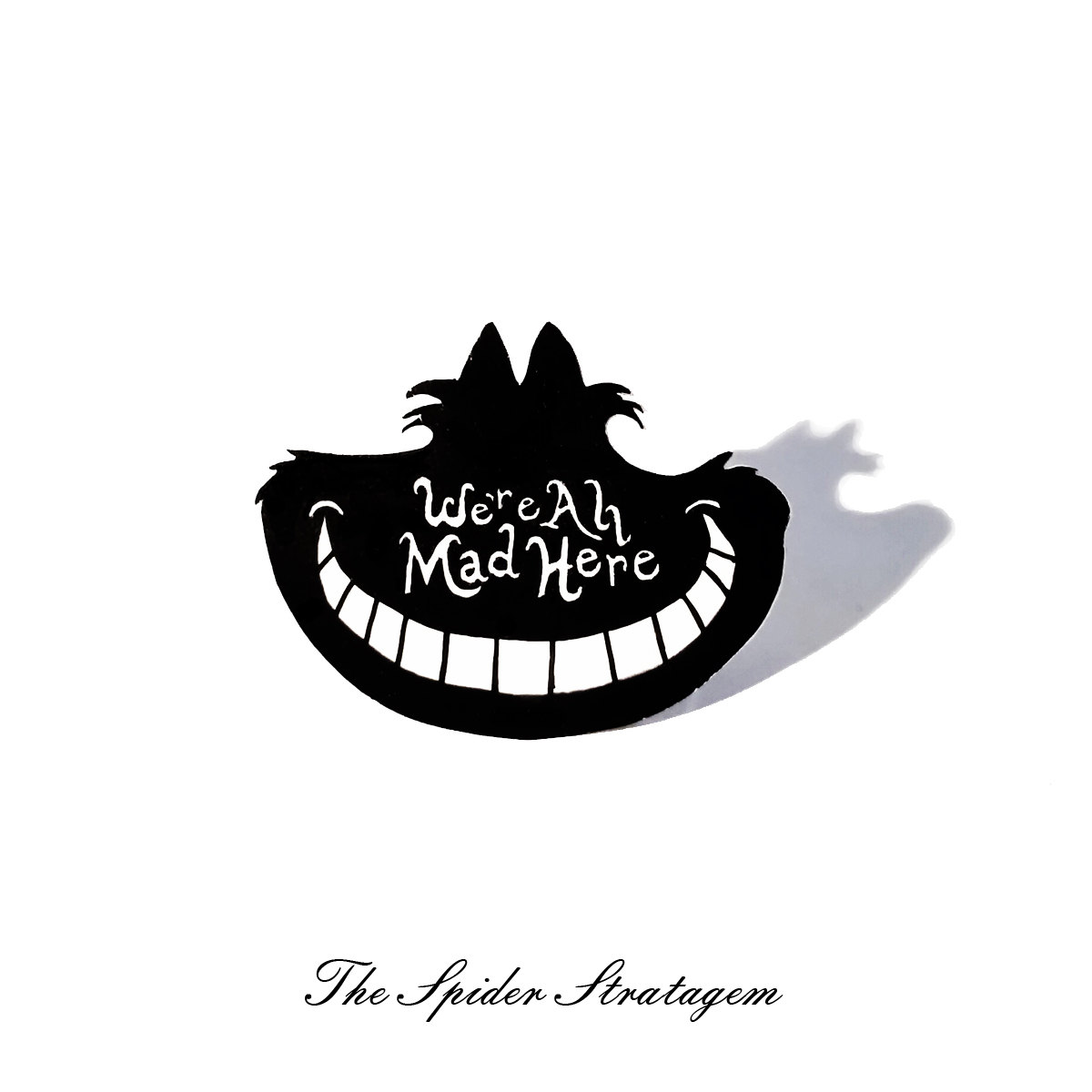 Cheshire Cat clipart gothic All spooky earrings mad ring