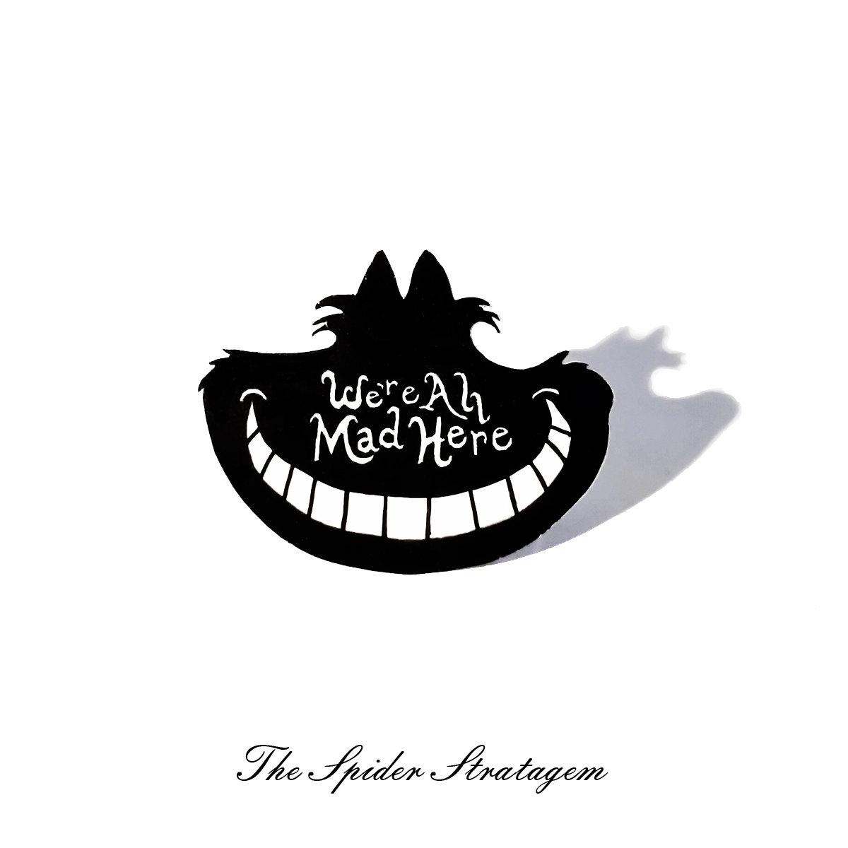 Cheshire Cat clipart gothic #12