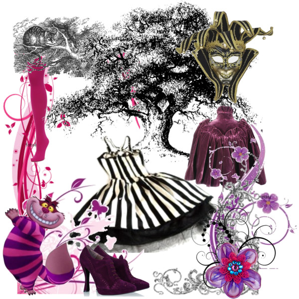 Cheshire Cat clipart gothic Saw who Tricksy* legend that