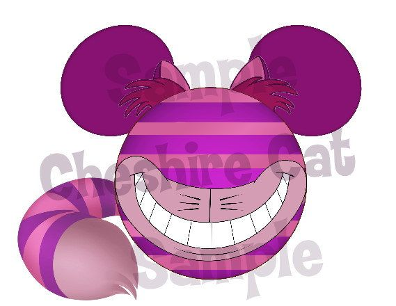 Cheshire Cat clipart head About on Pinterest best DIY
