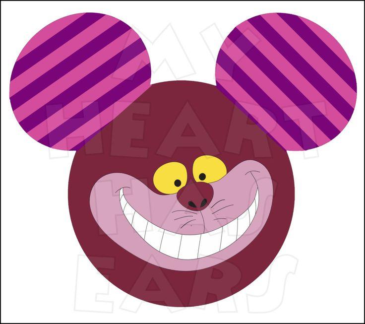 Cheshire Cat clipart head Best Cheshire Cat Heart ::
