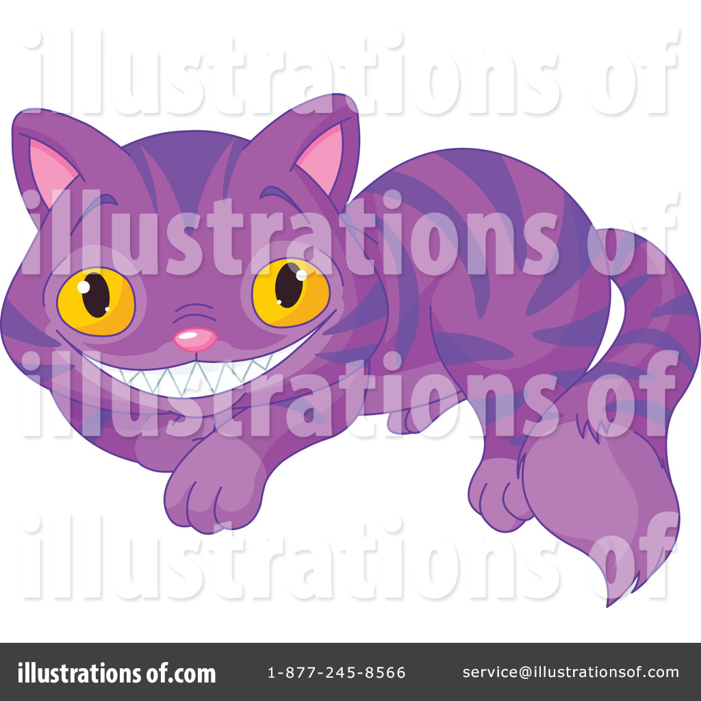 Cheshire Cat clipart purple Free Clipart #1168078 (RF) Cheshire