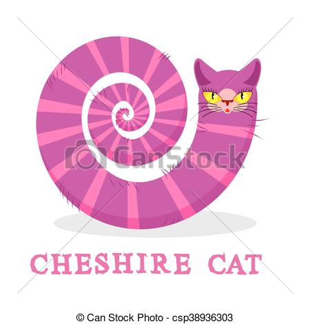 Cheshire Cat clipart tail With of animal tale long