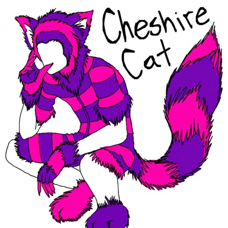 Cheshire Cat clipart tail By images Design best deviantART