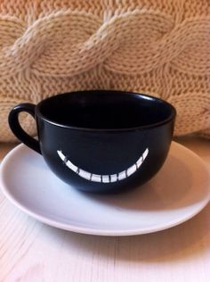 Cheshire Cat clipart teacup #13