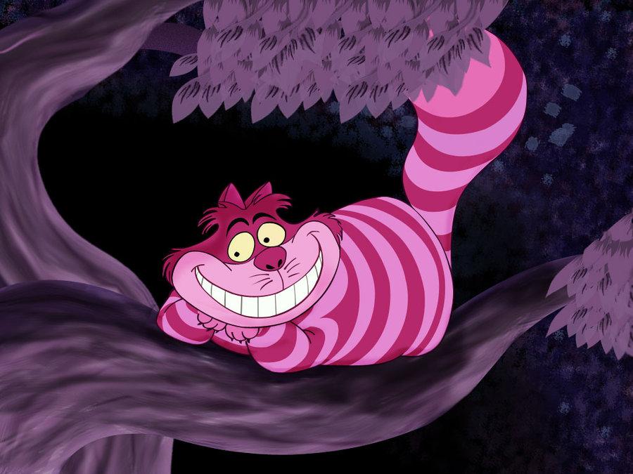 Cheshire Cat clipart the tree Cat cheshire cheshire Mad cattree