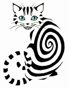 Cheshire Cat clipart tribal Cheshire images on about cat
