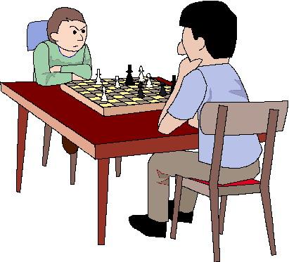 Club clipart play chess Clip Clip Art chess art