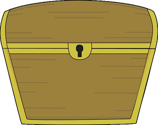 Chest clipart 2  vector Treasure graphics