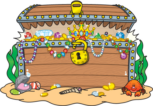 Chest clipart Treasure Animation ClipartMe Clipart Chest