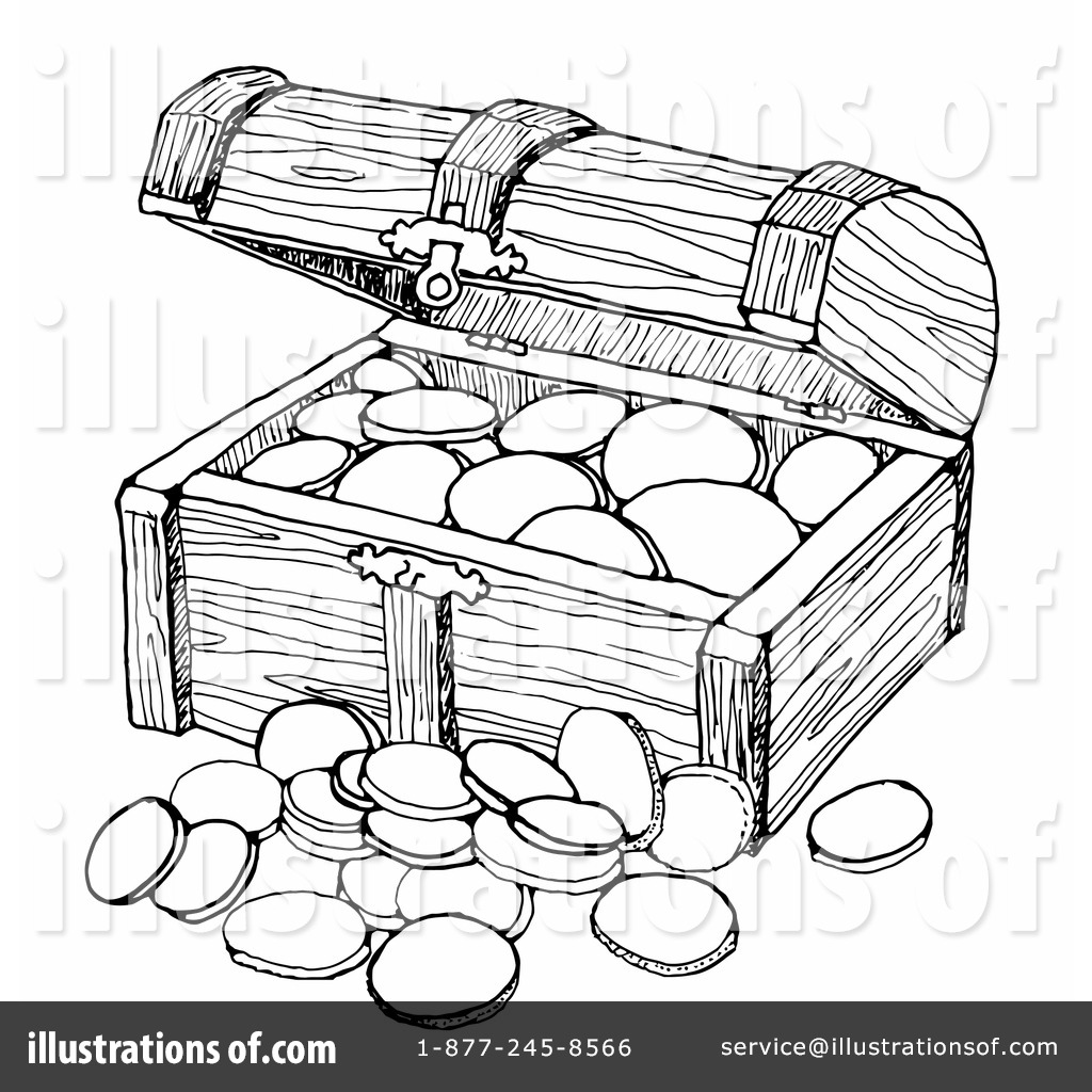 Chest clipart buried treasure Franzwa Treasure Charley Treasure Illustration