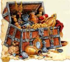 Chest clipart buried treasure A Task Buried WebQuest Treasure: