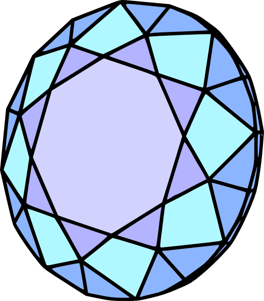 Diamond clipart line art Clipart Clipart Treasure Jewels clipart
