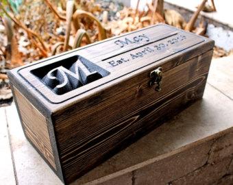 Chest clipart time capsule Box box Wedding anniversary gift
