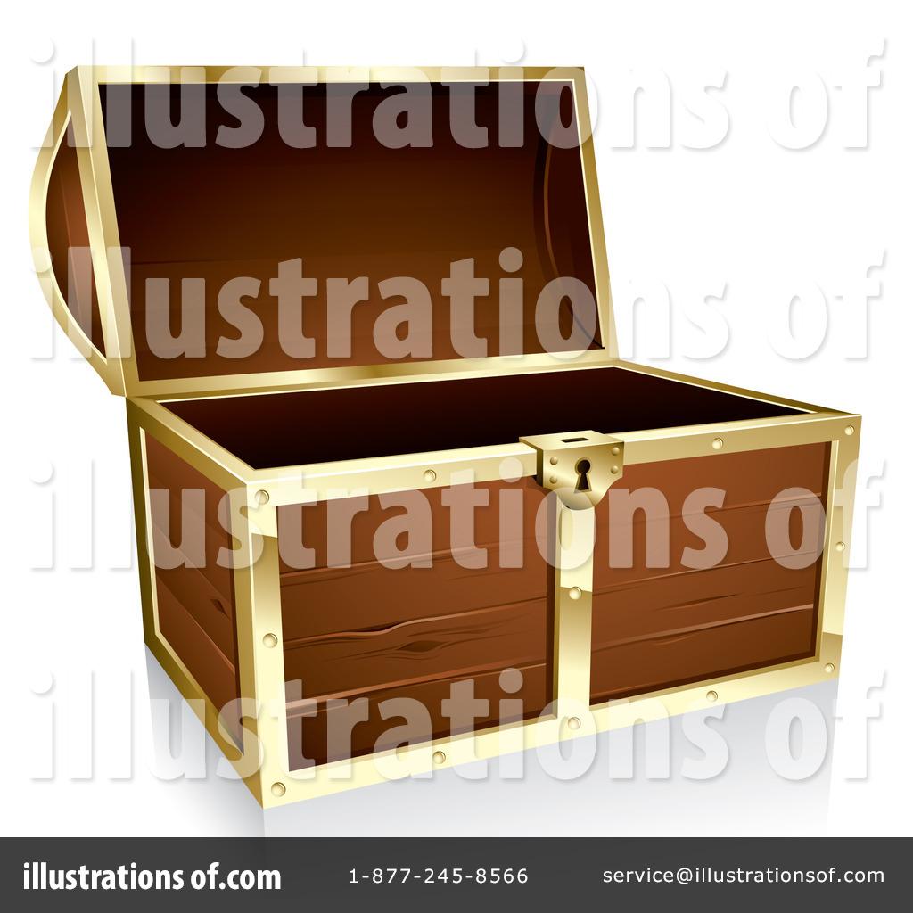 Chest clipart trunk (RF) TA by Clipart Treasure