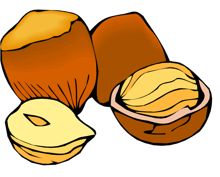 Almond clipart nuts Clipart Clipart chestnut specialty Free