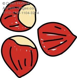 Chestunt clipart cartoon Clipart of Drawing Image A