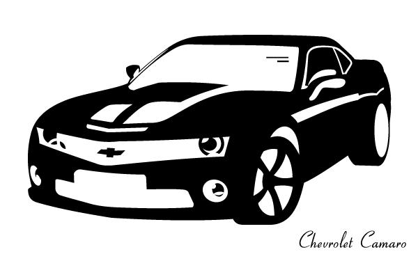 Chevrolet clipart Cliparts Clipart Chevrolet Camaro Car