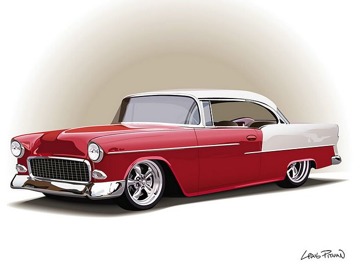 Classic clipart 50's Clipart car cliparts Cars Clipart