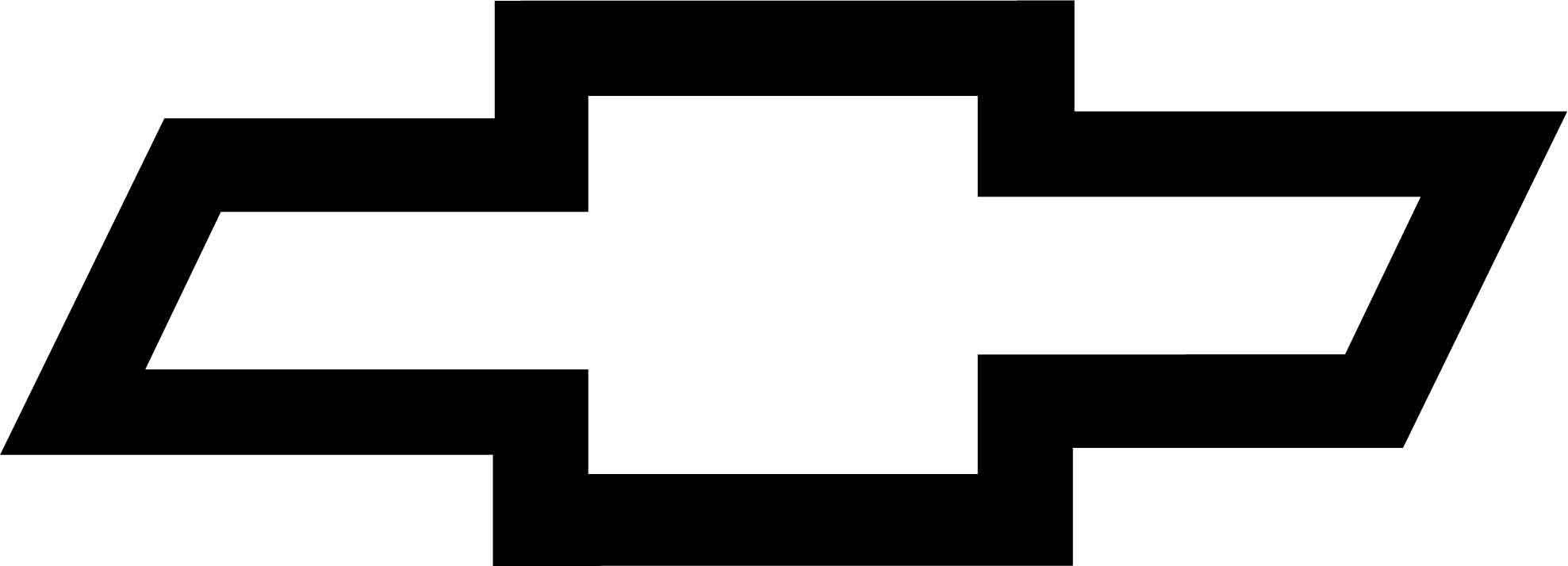 Drawn log Clipart Emblem  Chevrolet Chevy